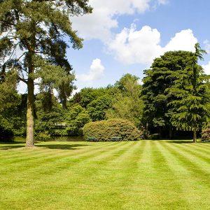 Gasworth Hall Gardens