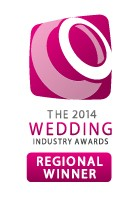 West Midlands Wedding Caterer of the Year 2014 and 2015