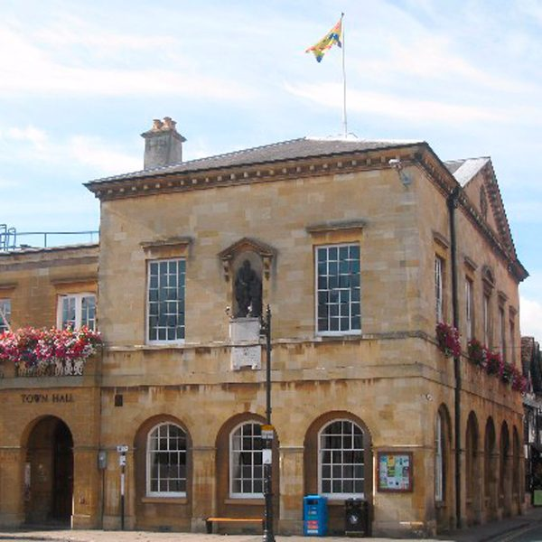 Stratford Upon Avon Town Hall