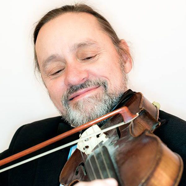 Rob Jourdain (Violinist)