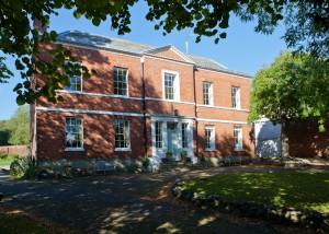 Breedon Hall facade 1