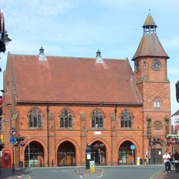 Sandbach Town Hall