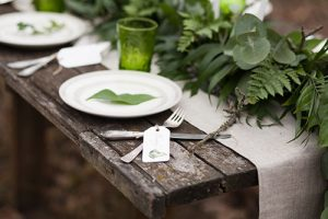Woodland Wedding Decor