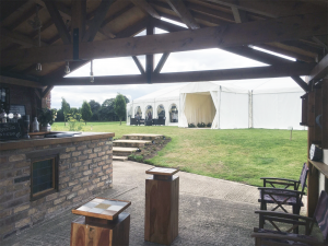 Buddileigh Farm Marque Wedding