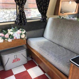 Wedding Cars Interior