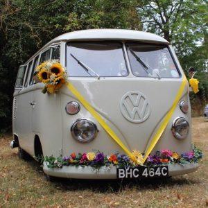 Campervan Wedding Cars