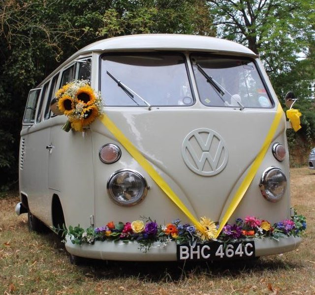 The White Van Wedding Co