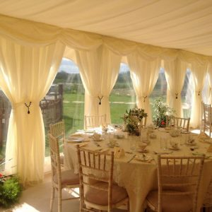 littywood manor marquee