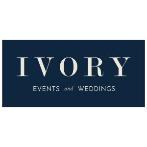 ivory events and weddings logo