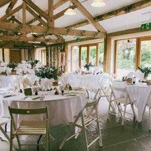 barn venue shropshire